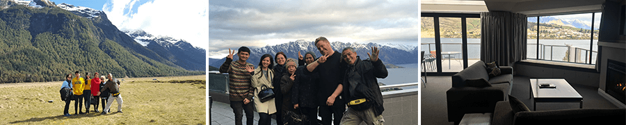 Sheha Omar and Family, Malaysia, 5 Day Private Guided tour of both New Zealand's North and South Island