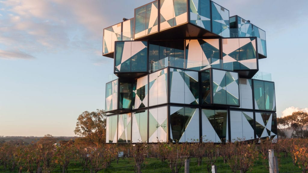 Day 6 McLaren Vale Winery Tour